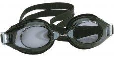 LEADER - Ready-to-Wear Rx Swim Goggles Vantage Black