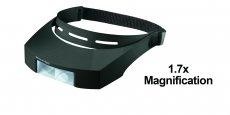 Eschenbach - LaboCOMFORT - Clip-on Magnifier