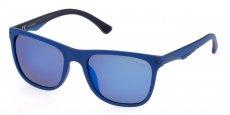 WT6B BLUE GRAD.MATT TR.BLUE/BROWN/MULTILAYER BLUE/POLARIZZANTE