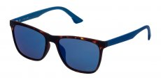 7VEP RUBBERIZED HAVANA/SMOKE/MIRROR BLUE/POLARISING