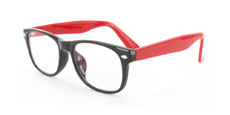 Helium - P2383 - Black and Red