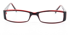 Helium - P2251 - Black and Red