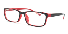 Helium - 2426 - Black and Red