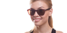 Helium - 8121 - Brown (Sunglasses)