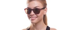Helium - 8121 - Brown (Sunglasses)