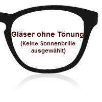 Klare Gläser