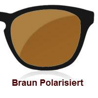 Braun Polarisiert