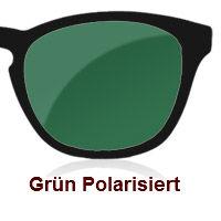 Grün Polarisiert