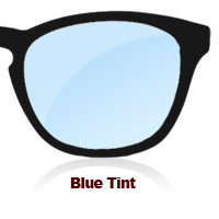 f5c52bec71 Blue This is a light tint. It can increase glare when used outdoors so is  mainly advised as a fashion tint.
