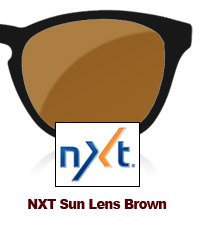 NXT Brown Sun Lens