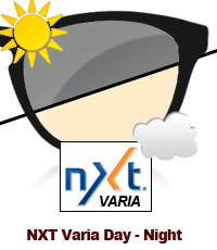 NXT Varia Photochromic Day-Night Sun Lens