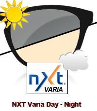 NXT Varia Photochromic Day-Night Sun Lens