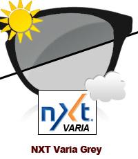 NXT Varia Photochromic Grey Sun Lens