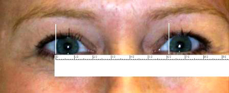 Measuring Your Pupillary Distance Pd Superdrug Opticians