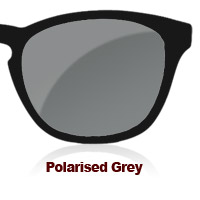 Polarised Grey Sun Lens